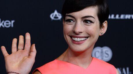 L'actrice Anne Hathaway échappe de peu à la noyade