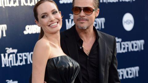 Angelina Jolie et Brad Pitt étaient déjà mariés avant leur union en France