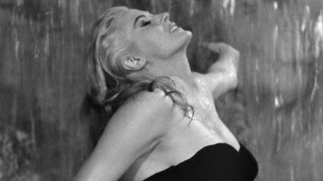 L'actrice Anita Ekberg (La Dolce Vita) nous a quittés