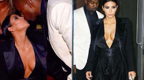 PHOTOS Kim Kardashian très décolletée pour l'anniversaire de John Legend