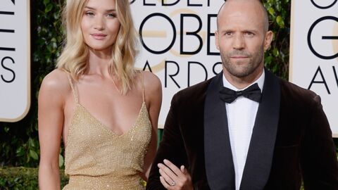 Rosie Huntington-Whiteley et Jason Statham se sont fiancés !