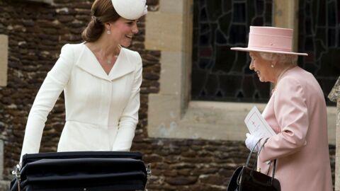 Pourquoi Elizabeth II adore Kate Middleton? En partie parce qu'elle ne ressemble pas à Diana