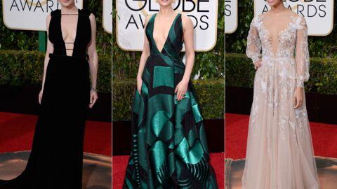 PHOTOS Kirsten Dunst, Jamie Alexander… Les looks les plus sexy des Golden Globes