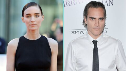 Nouveau couple star à Hollywood? Rooney Mara et Joaquin Phoenix seraient amoureux!