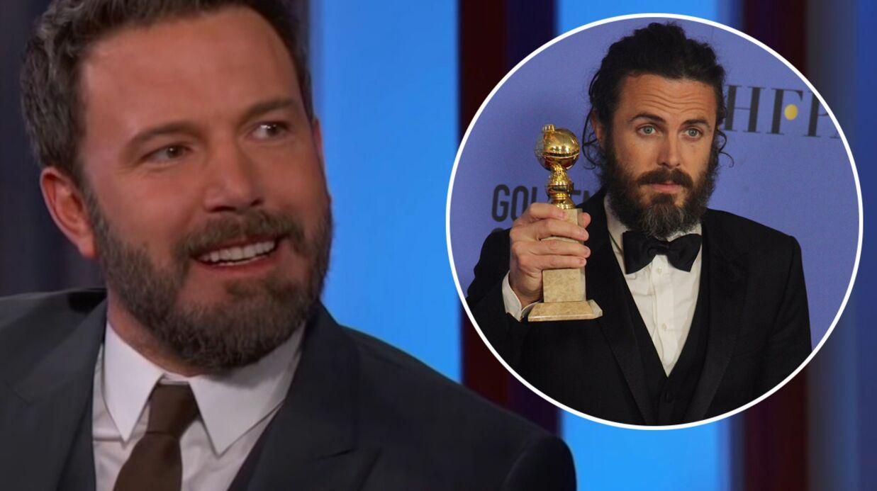 Grand oublié du discours de son frère aux Golden Globes, Ben Affleck se venge en lui mettant la honte