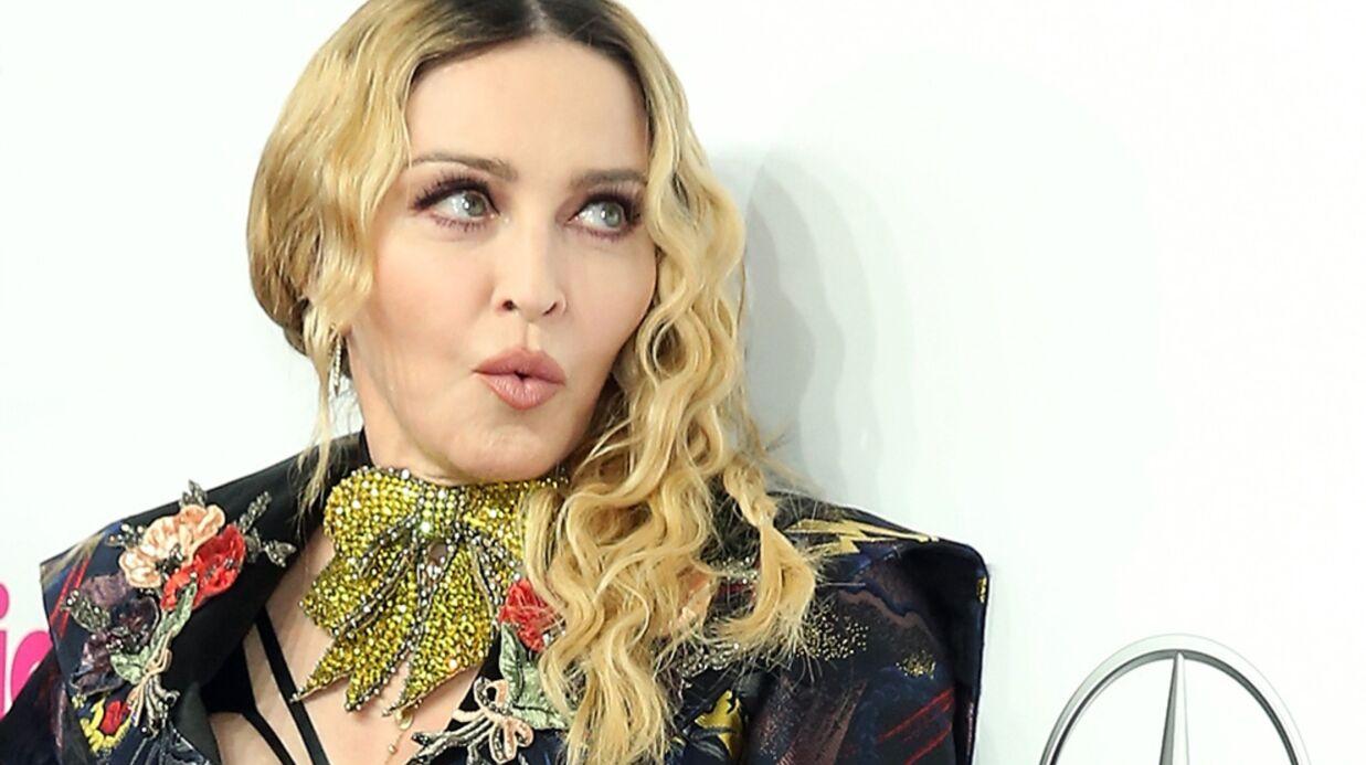 Très remontée, Madonna répond à ceux qui veulent la voir prendre sa retraite et la traitent de cougar