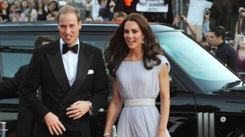 DIAPO Kate et William aux Bafta Brits to watch