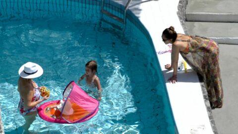 PHOTOS Jessica Alba vit la dolce vita en Italie avec ses filles