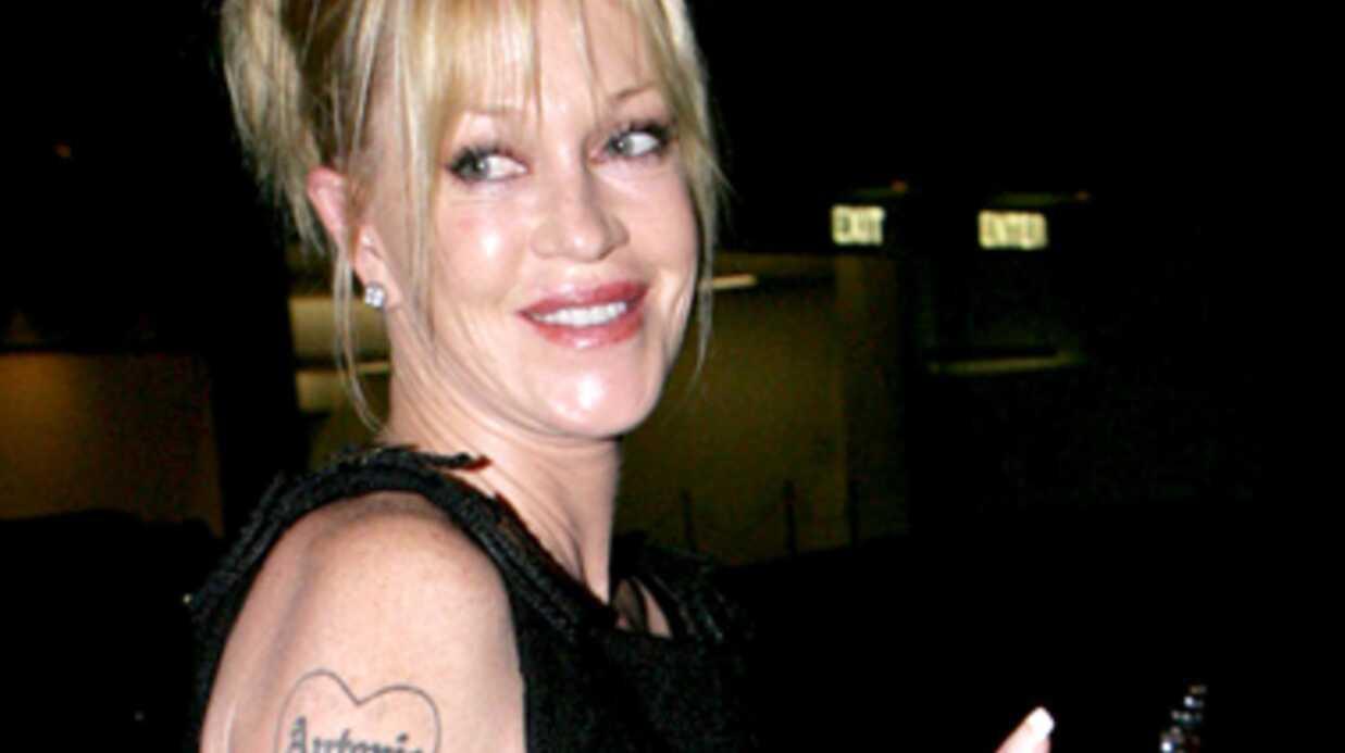 Rumeurs de divorce entre Antonio Banderas et Melanie Griffith
