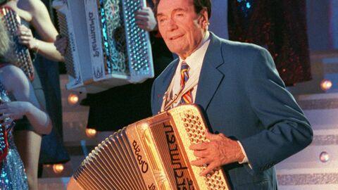 André Verchuren, le roi des accordéonistes, nous a quittés