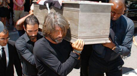PHOTOS Emmanuel Petit, Robert Pirès, Patrick Vieira aux obsèques de Tiburce Darou