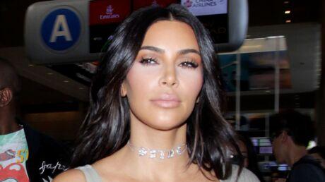 Kim Kardashian publie une rare vidéo d'elle et de son fils Saint (et il est irrésistible!)