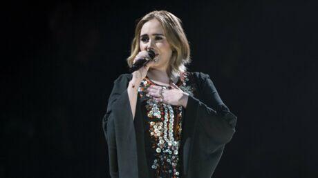 Adele commande une pizza à 110 km de son hôtel… et s'endort en l'attendant