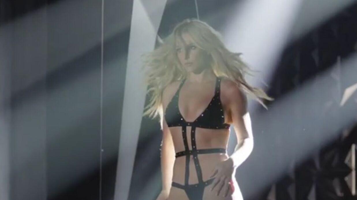 VIDEO Britney Spears, très sexy, dévoile un teaser de sa nouvelle chanson