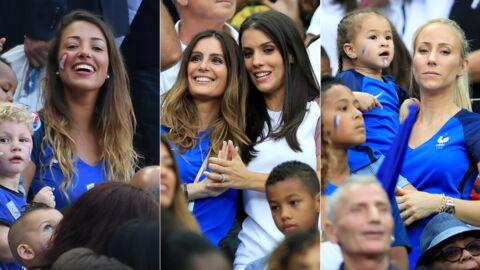 PHOTOS Euro 2016: les wags gardent le sourire et des couples amoureux pour Portugal-France