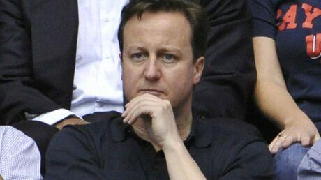 David Cameron oublie sa fille de huit ans dans les toilettes d'un pub