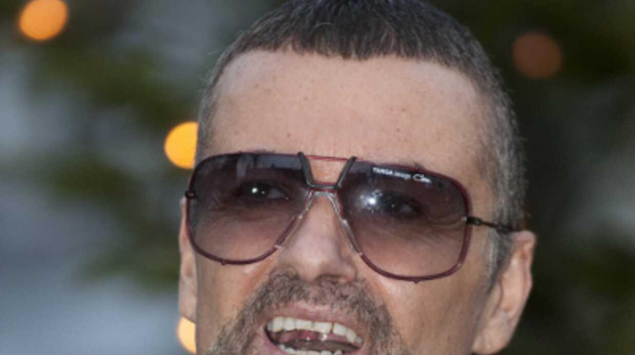 George Michael: un zèbre se lâche sur le tournage de son clip