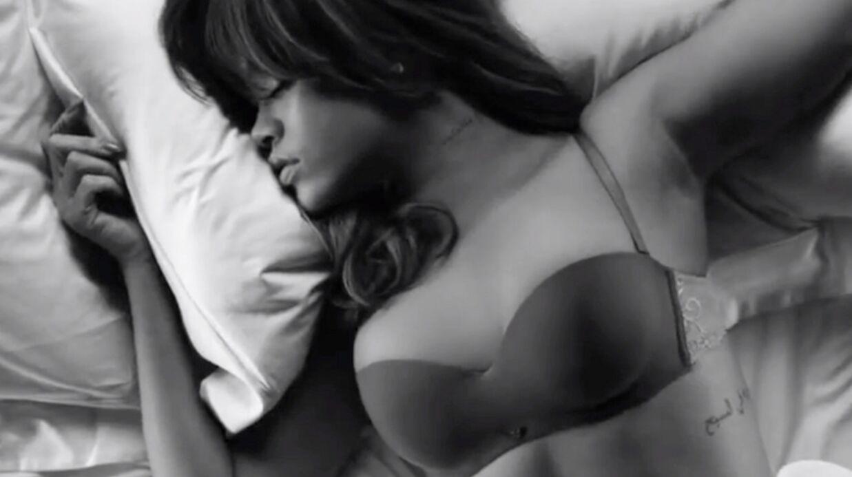 VIDEO Rihanna aurait eu une doublure fesses pour le spot Armani