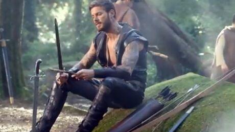 VIDEO M Pokora dans A nous, le nouveau clip de Robin des Bois