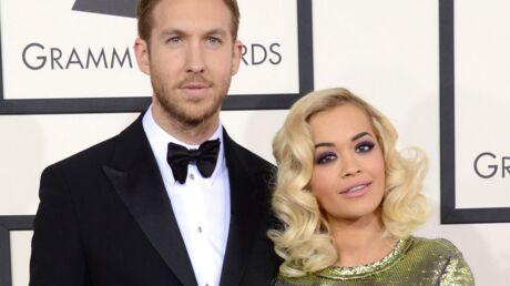Rita Ora a appris sa rupture avec Calvin Harris… sur Twitter
