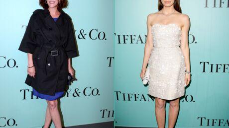 PHOTOS Mélanie Doutey et Jessica Biel sublimes pour une soirée Tiffany