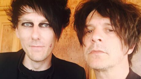 PHOTO Olivier (Top Chef) rencontre enfin Nicola Sirkis, son double
