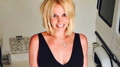 PHOTOS Britney Spears change de tête et ça lui va bien!