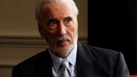 Mort de Christopher Lee (Dracula, Star Wars, Le Seigneur des anneaux) à 93 ans