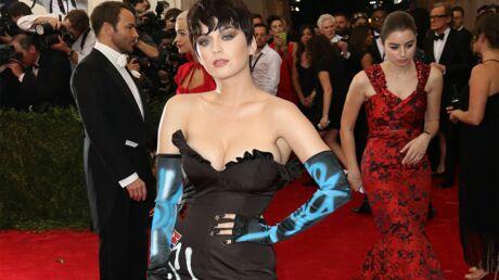 Katy Perry devient la nouvelle égérie Moschino