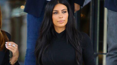 Kim Kardashian enceinte d'un garçon? Elle répond aux rumeurs