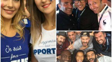 Tous supporters des Bleus