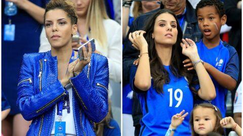 DIAPO Euro 2016: Ludivine Sagna, Isabelle Matuidi, Sidonie Biémont … Les Wags étaient aussi au Stade de France!