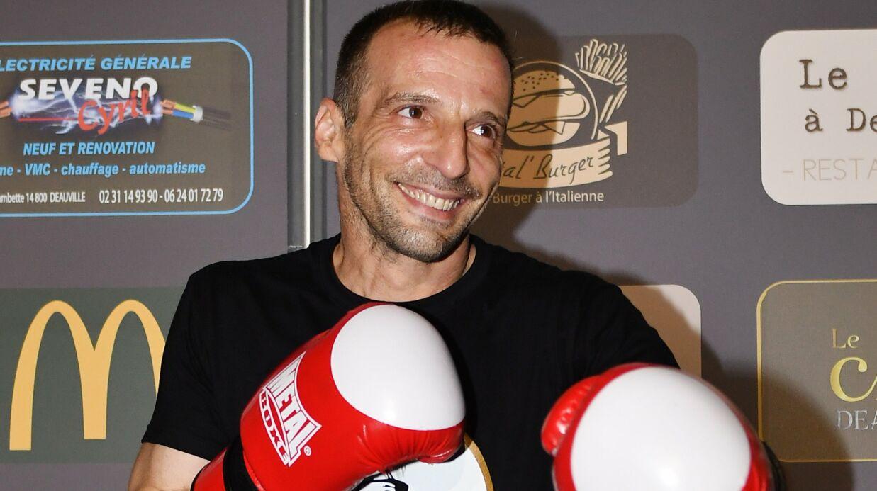 Mathieu Kassovitz: après 6 mois d'entraînements, il a disputé son premier combat de boxe!