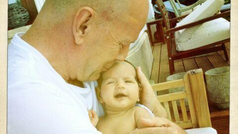 Bruce Willis: la première photo de sa fille