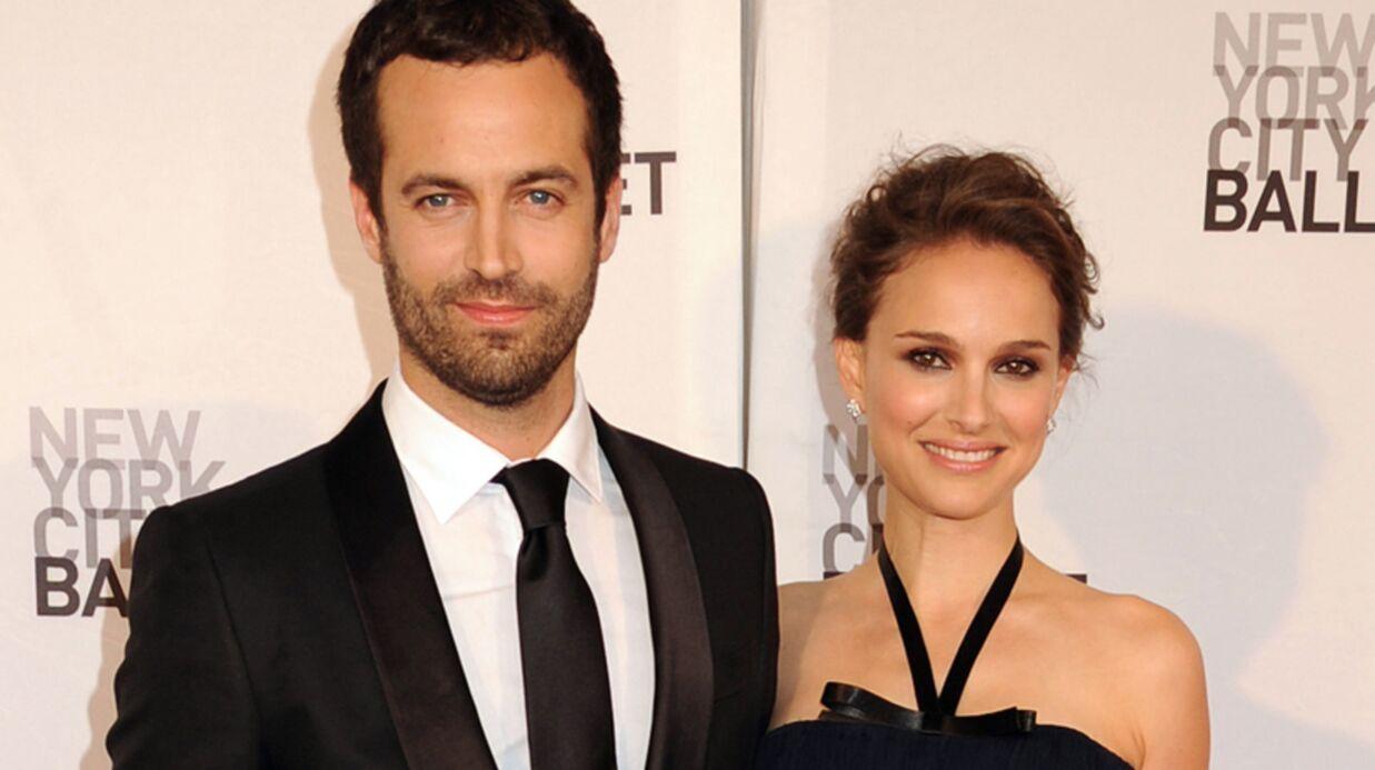 PHOTOS Natalie Portman et Benjamin Millepied très complices