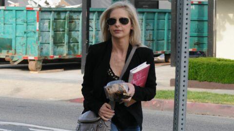 Sarah Michelle Gellar n'en pouvait plus de jouer dans Buffy