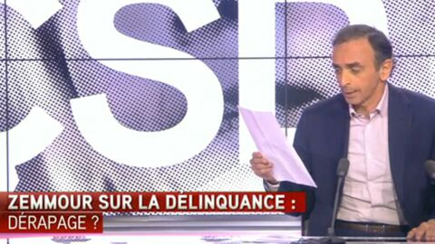 VIDEO Eric Zemmour assume sa chronique sur RTL