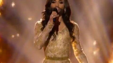 Eurovision: victoire pour le travesti Conchita Wurst, dernière place pour la France