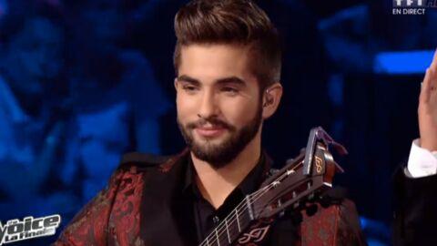 Kendji: le beau gosse remporte The Voice!