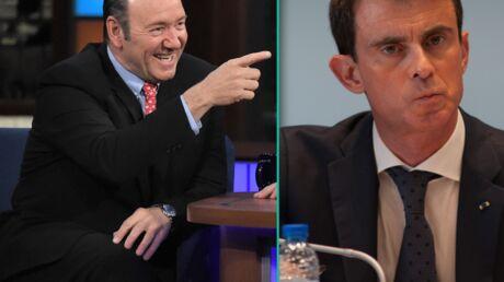 Manuel Valls se fait tacler par la série House of Cards, Internet rigole