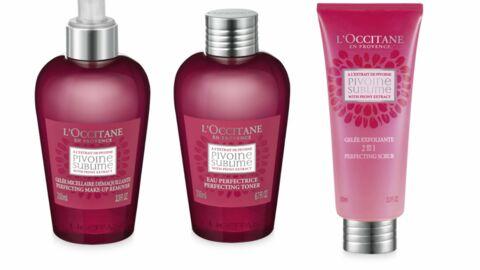 Nettoyant, démaquillant ou exfoliant, prenez soin de votre visage avec L'Occitane en Provence