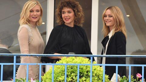 PHOTOS Cannes 2016: Vanessa Paradis, Kirsten Dunst et Valeria Golino hyper chics au cocktail du jury