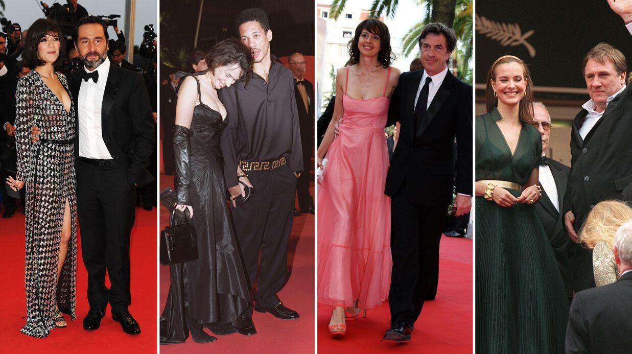 PHOTOS Avant de se séparer, ils ont monté les marches: ces couples oubliés du Festival de Cannes
