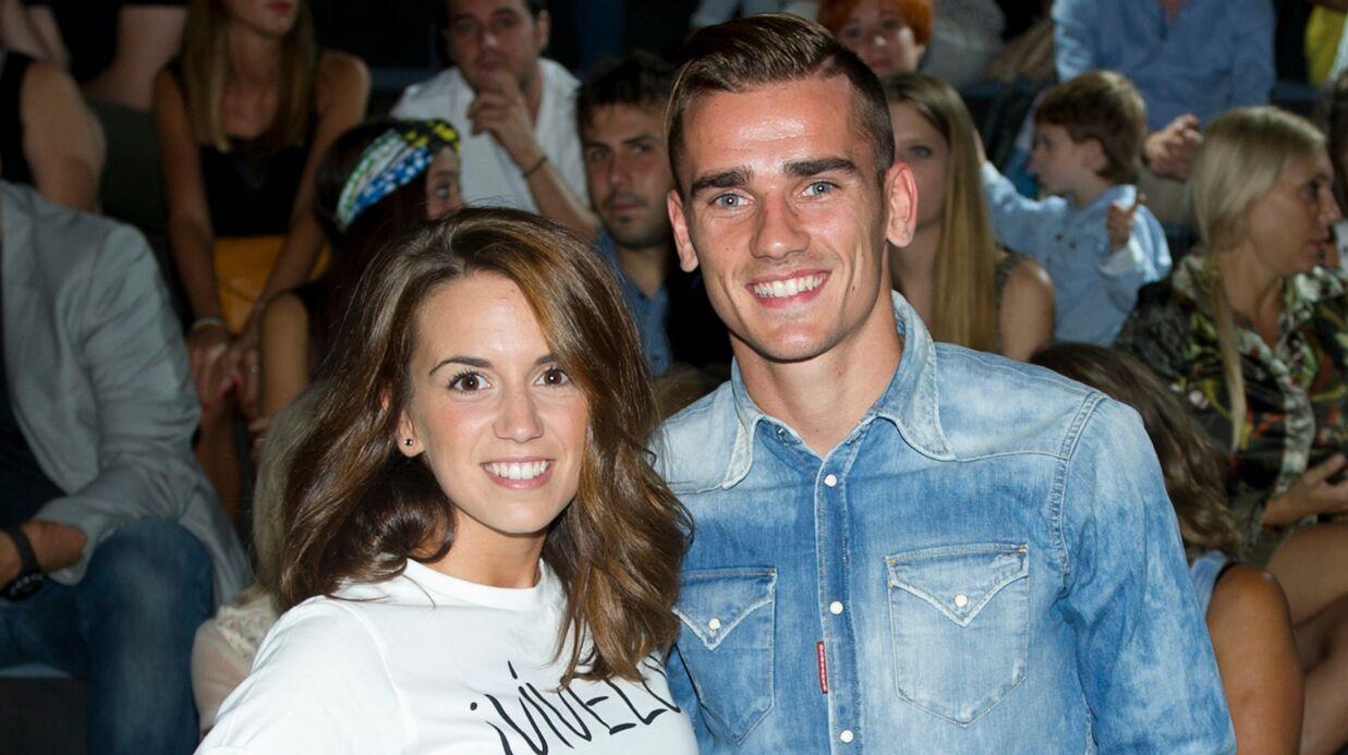 Antoine Griezmann et sa compagne Erika vont bientôt se marier