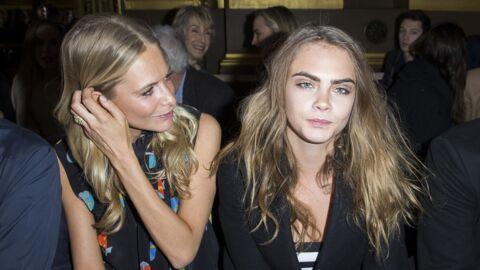 Poppy Delevingne se confie sur sa relation avec sa sœur Cara: «Je ne suis pas jalouse d'elle»