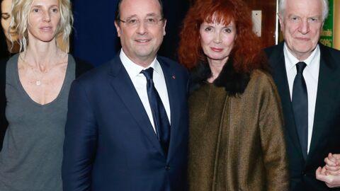 PHOTOS François Hollande a assisté à l'avant-première du dernier film d'Alain Resnais