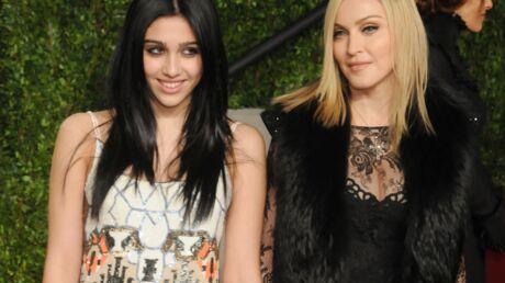 Madonna: sa fille lui a interdit de venir la voir sur son campus