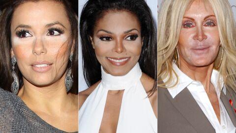 DIAPO Les maquillages les plus ratés des stars