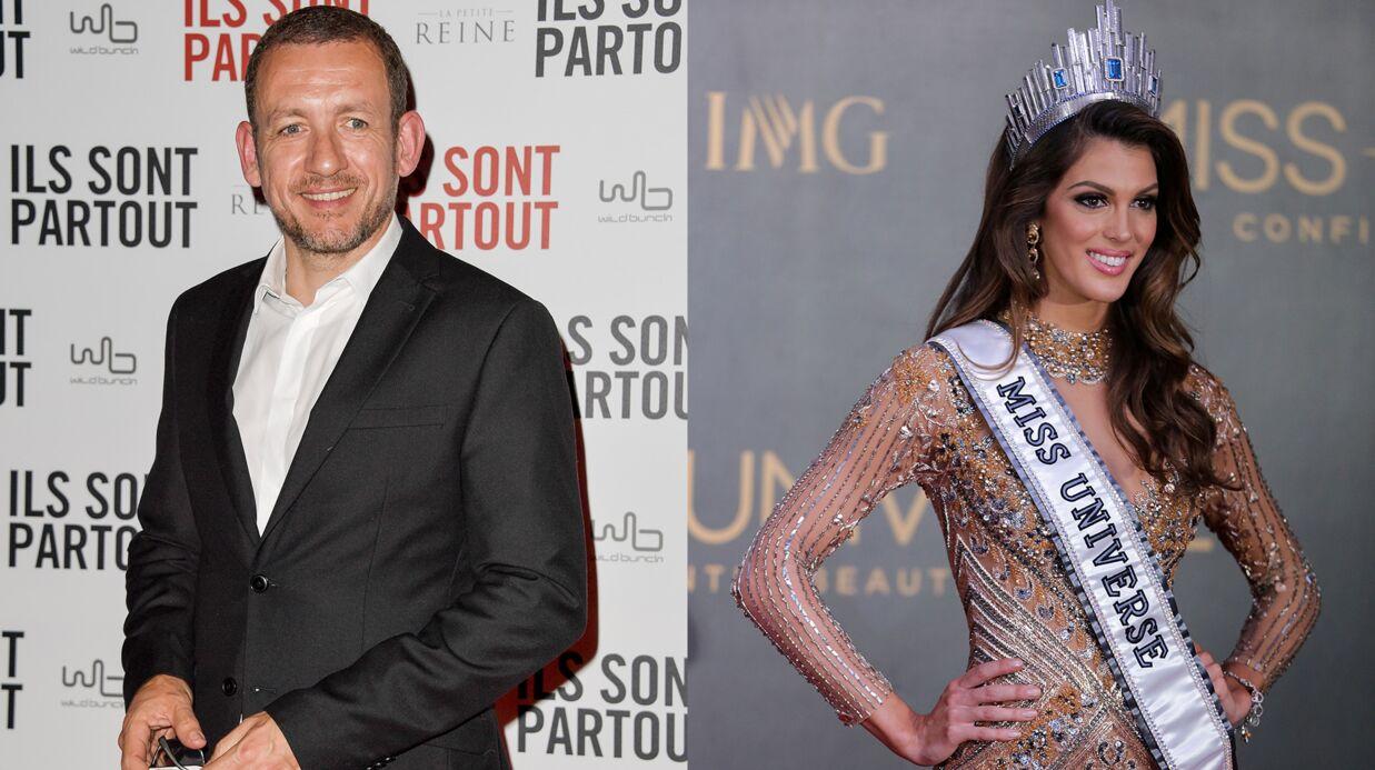 Dany Boon souhaite qu'Iris Mittenaere devienne la prochaine Marianne
