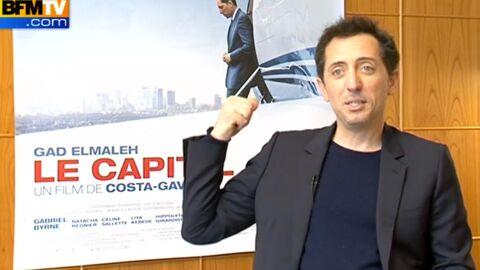 VIDEO Gad Elmaleh fait peur dans le prochain Costa-Gavras